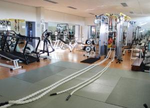 Fitness bij De Linie in Den Helder
