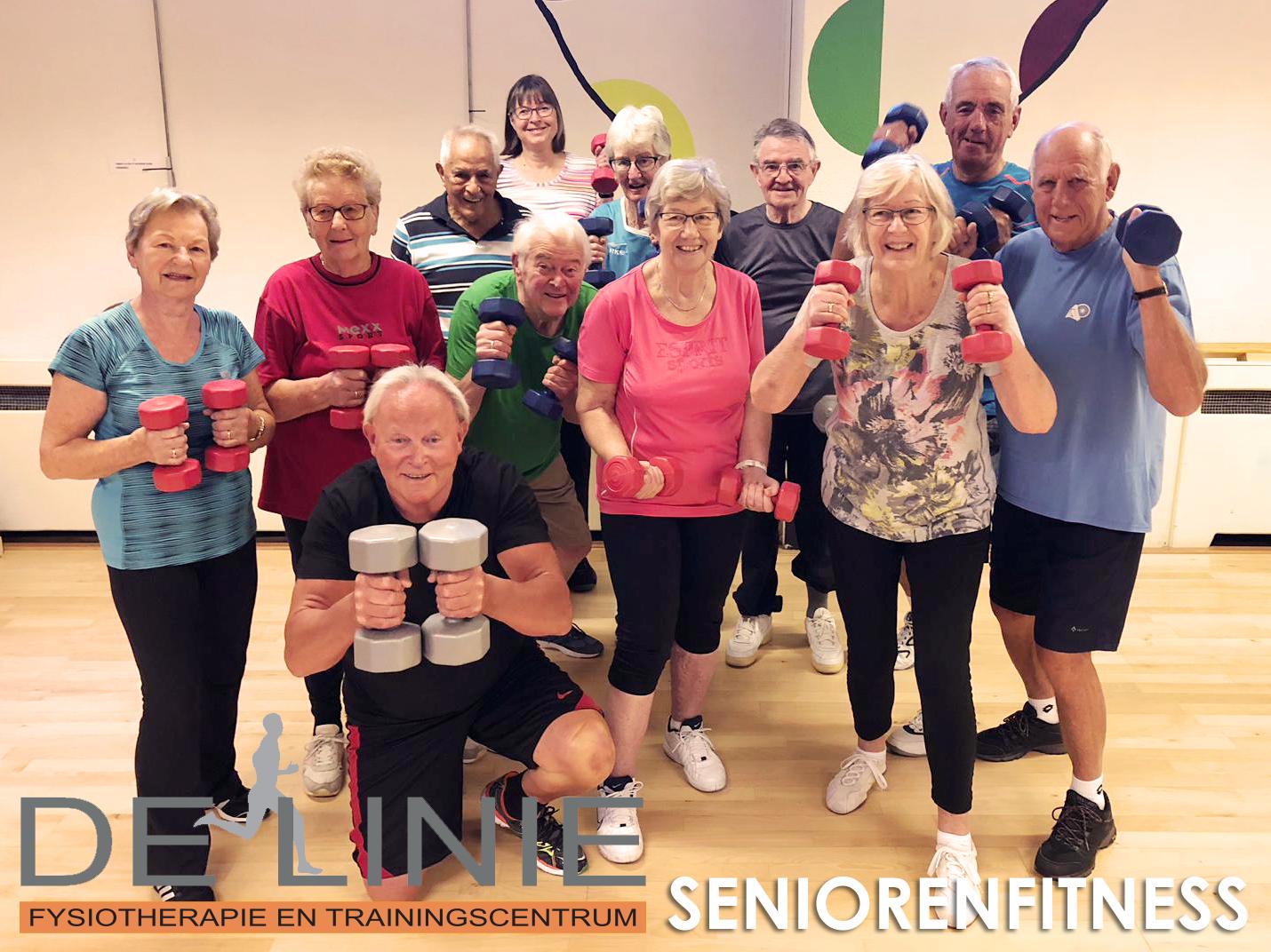 Seniorenfitness in Den Helder bij De Linie
