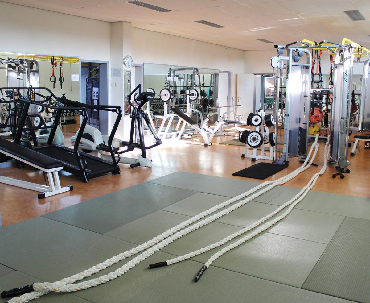 Trainingscentrum dicht, Fysiotherapie blijft open