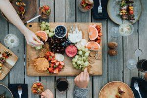 Eet gezond! Voeding en een gezonde leefstijl