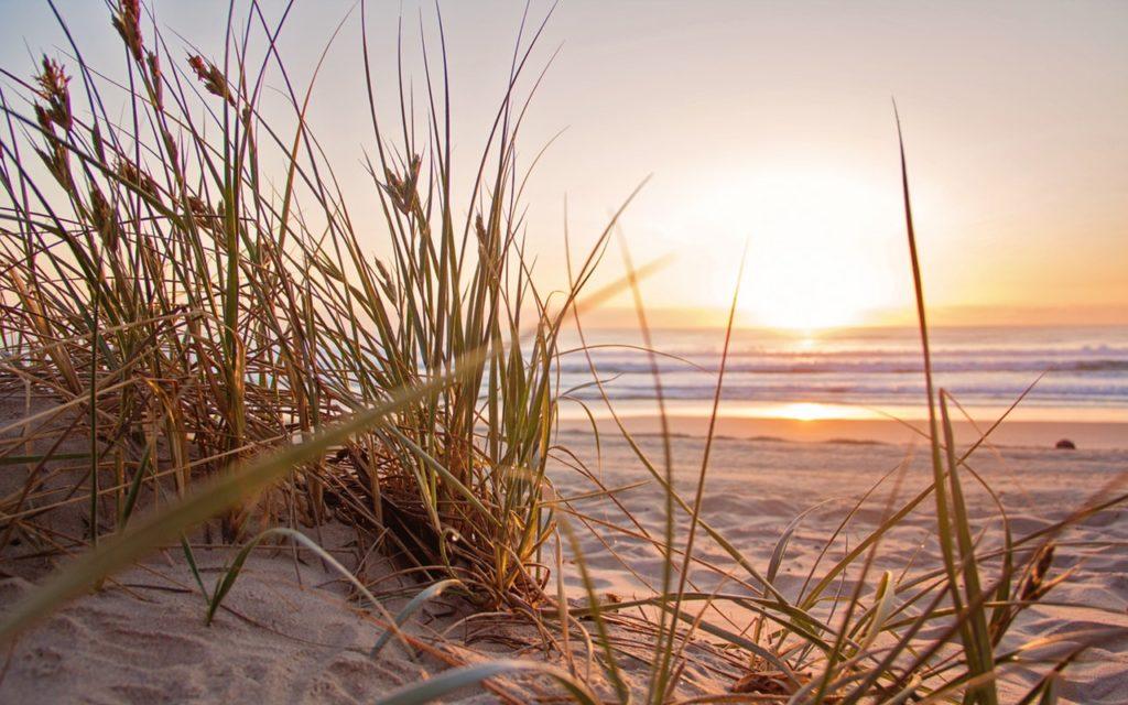 Een strandwandeling: ideaal om te ontspannen