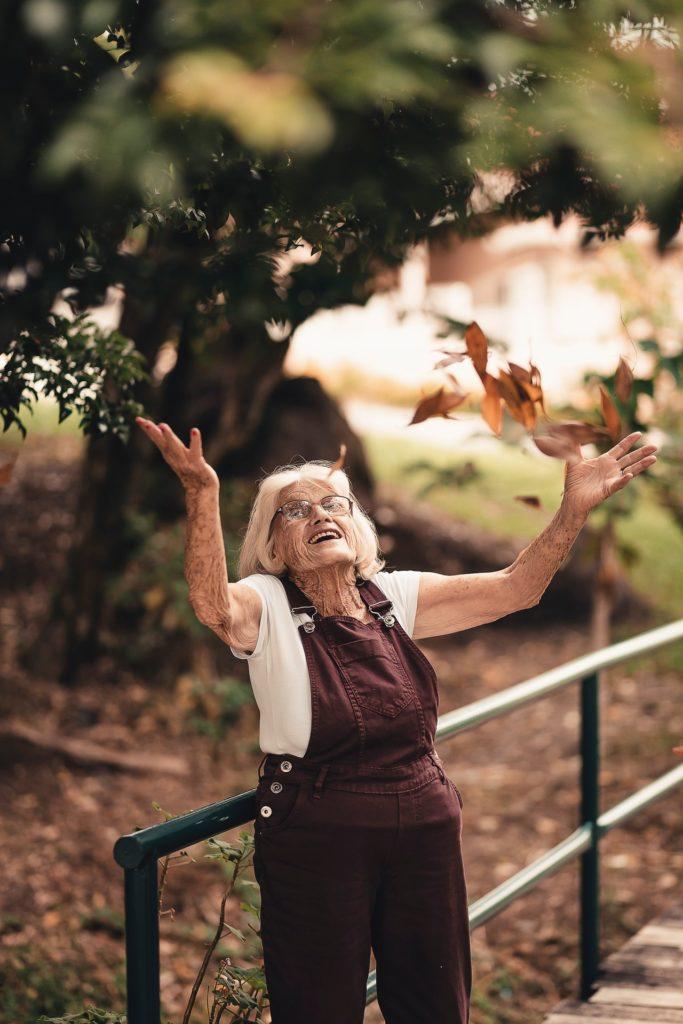 Sporten voor ouderen
